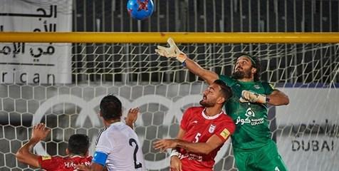 احمدزاده بازی تیم ملی ساحلی را از دست داد