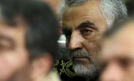 تلاش رسانه های عربی معاند برای تخریب سردار سلیمانی