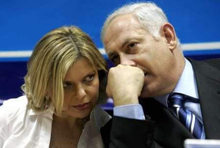 نخست وزیر واقعی رژیم صهیونیستی بی بی یا سارا؟