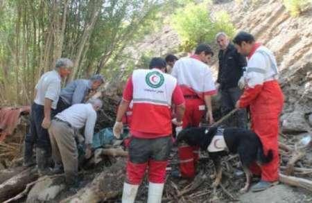 هشتمین جسد سیل سیجان شناسایی شد