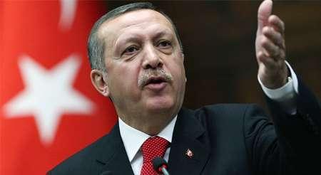 اردوغان : اسرائیل با قتل فلسطینیان به ترور دولتی دست زده است
