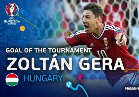 زیباترین گل جام پانزدهم انتخاب شد