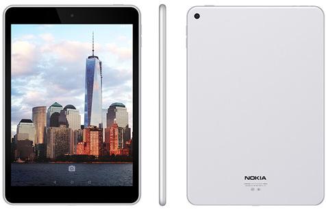تبلت N1 نوکیا به زودی معرفی می شود