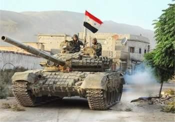 ارتش سوریه مناطق جدیدی را در شرق حلب آزاد کرد