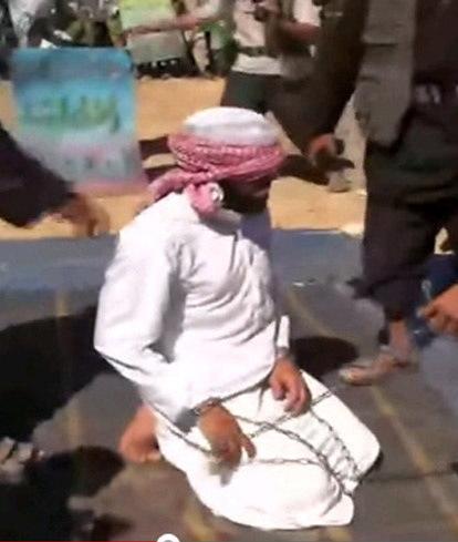 رکورد تازه عربستان در گردن زدن