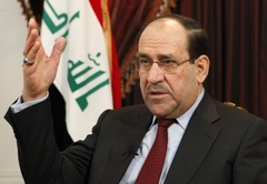 مخالفت عراق با استفاده از حریم هوایی یا خاک این کشور برای حمله به سوریه