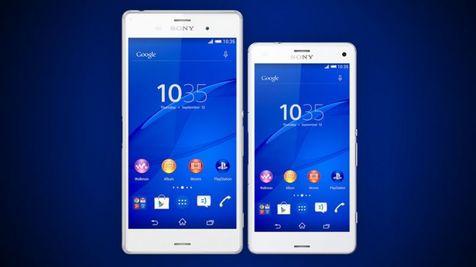 موبایل های سری Z3 سونی از فناوری Mirror Link پشتیبانی می کنند