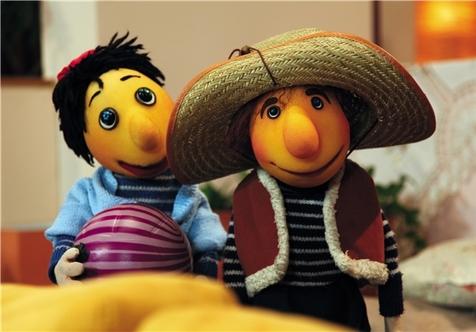 کلاه قرمزی با عروسکهای جدید مهمان نوروزی تلویزیون میشود