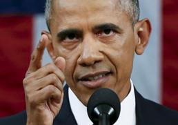 اوباما: ترامپ رئیس جمهور نخواهد شد