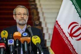 لاریجانی: مواضع اخیر آمریکا را نباید جدی گرفت