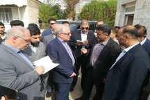 معاون برنامه و بودجه از مراکز آموزشی مسجدسلیمان بازدید کرد