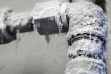 یک مسئول به یخ زدگی لوله های آب روستاها در شیروان هشدار داد