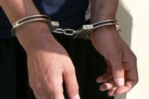 دستگیری سارق سیمهای برق در لاهیجان  متهم به 17 فقره سرقت اعتراف کرد