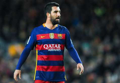 آردا توران در لیست خروجی بارسلونا قرار گرفت