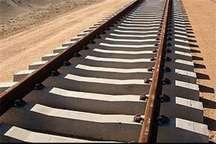 عملیات ساخت راه آهن چابهار - زاهدان - میلک 20 درصد پیشرفت دارد