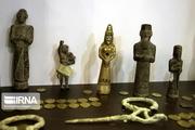 کشف اشیای عتیقه یکهزار ساله در گرگان