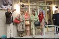 بازدید همسر فرمانده ارتش پاکستان از بیت امام خمینی در جماران