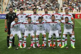 فوتبال ایران برترین تیم آسیا در آخرین رنکینگ سال 2015 فیفا