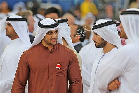اعلام سه روز عزای عمومی در امارات