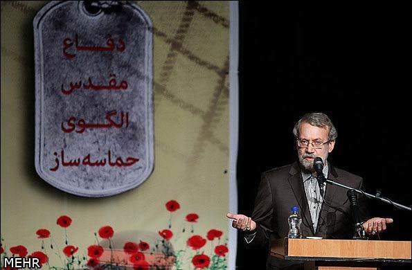 لاریجانی: هیچ کشوری جرات تجاوز به ایران را ندارد