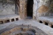 حمام تاریخی روستای پیرشهید شیروان آماده بازدید علاقه مندان شد