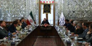 لاریجانی: زمان برخوردهای دوگانه پایان پذیرفته است