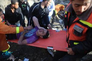 آخرین اخبار غزه /آمار کشته های حملات هوایی رژیم صهیونیستی به نوار غزه از مرز 100 تن گذشت