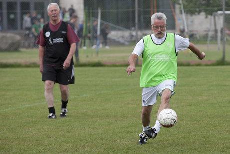 ورزش درمانی راهی موثر برای درمان پارگی مینیسک زانوی سالمندان