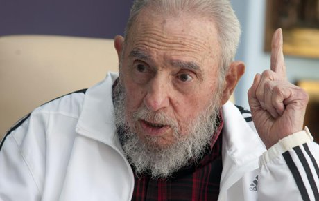 فیدل کاسترو از چهره های برجسته و فراموش نشدنی تاریخ سیاسی قرن بیستم