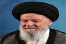 مراسم هفتم آیت الله موسوی اردبیلی سه شنبه در قم برگزار می شود/ مجلس یادبود، چهارشنبه در تهران