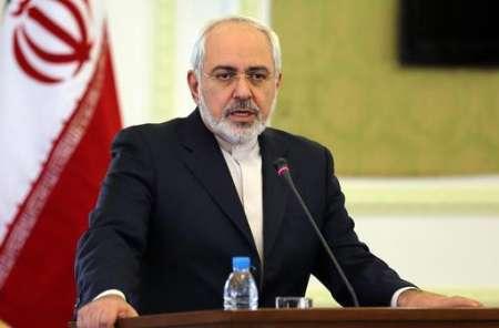 ظریف: احقاق حقوق قربانیان سلاح های شیمیایی کشورمان را پیگیری خواهیم کرد