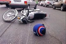 گیلان رتبه اول تصادف موتورسیکلت با عابران پیاده را دارد