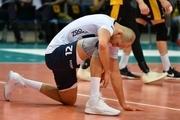 بهترین بازیکن والیبال جهان مصدوم شد
