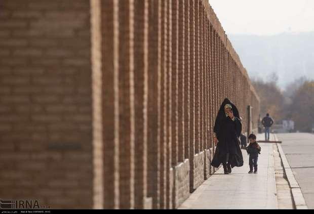 برنامه دوم کاهش آلودگی هوای اصفهان در حال تهیه است