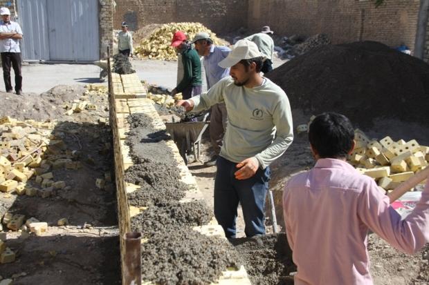 15 گروه جهادی به مناطق محروم شاهرود فرستاده شدند