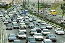 تردد 336 خودرو در ساعت از جاده های زنجان ثبت شد