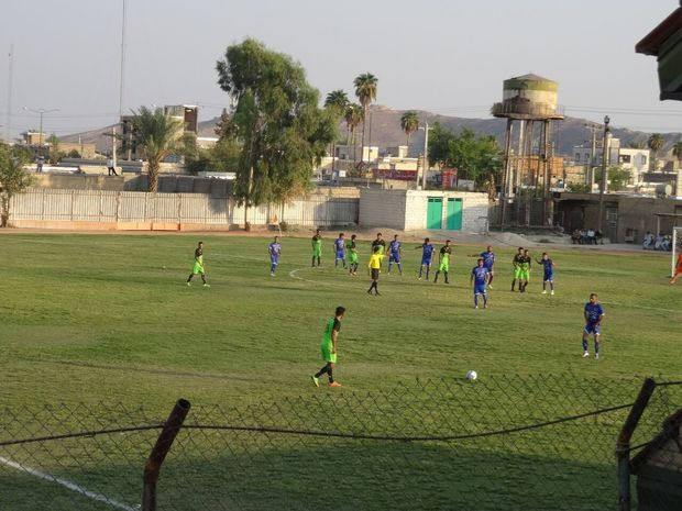برد شیرین فوتبال تام کهگیلویه در خانه