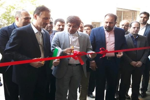 افتتاح چند طرح صنعتی در قزوین با حضور معاون وزیر صمت