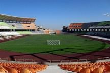 مدیرکل ورزش و جوانان فارس: تصاویر خبر 20:30 از ورزشگاه پارس شیراز آرشیوی بود