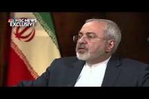 ظریف در مصاحبه با «انبیسی»: برجام پابرجا خواهد ماند/باید با ایران زبان احترام سخن گفت