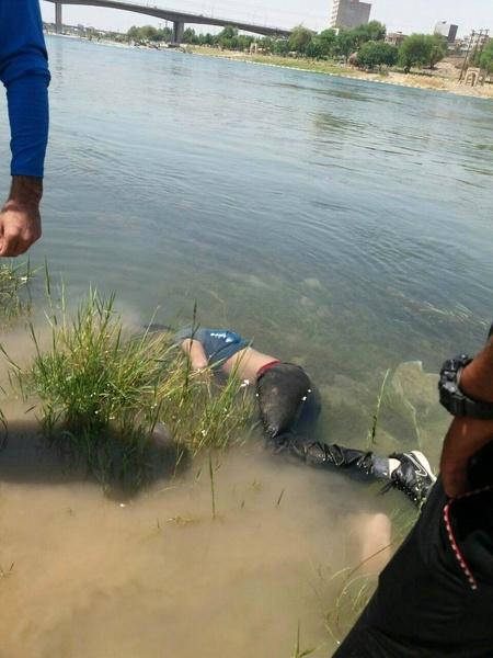 کشف جسد مجهوالهویه در رودخانه دزفول  جسد پیدا شده با مفقودین چال کندی ارتباطی ندارد