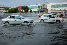 هواشناسی قزوین نسبت به آبگرفتگی معابر هشدار داد