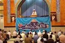 امام جمعه آبادان:مسئولان سه قوه اقدامات خود را برای تحقق شعار سال تبیین کنند