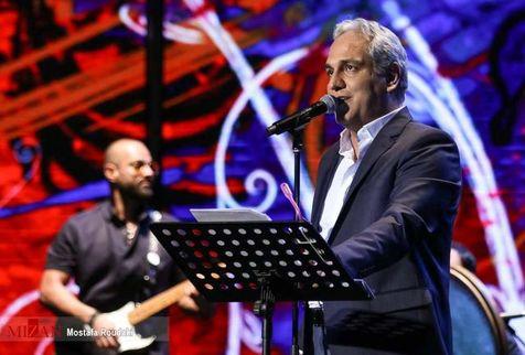 قیمت بلیت های کنسرت مهران مدیری 60تا 190 هزار تومان