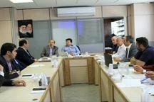 دهمین کارگروه منابع مالی قطار شهری کرج برگزار شد