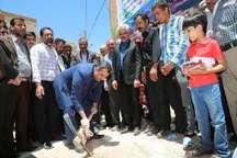 آغاز عملیات گازرسانی به روستاهای دهشیر و نصرآباد تفت
