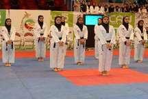 درخشش دانش آموزان دزفولی در مسابقات کشوری تکواندو
