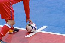 شکست گیتی پسند با قهرمانی تیم فوتسال مس سونگون در اصفهان رقم خورد