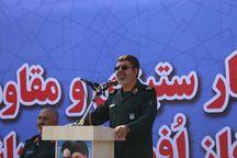 امروز دست آمریکا برای مبارزه با ملت ایران خالی است