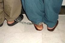 سارقان کابل برق با 16 فقره سرقت دستگیر شدند